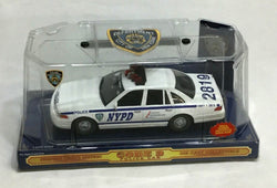 RARE Code 3 Police Car Series New York City Police Cruiser & Patch Boxed New