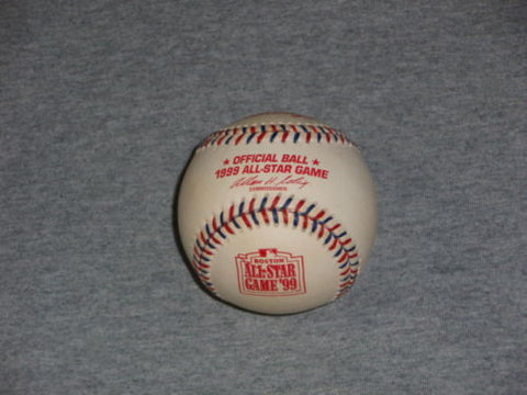 1999 All Star Game ASG Rawlings BaseBall Fenway Park Boston Red Sox FREESHIP