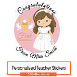 First Communion - Personalised
