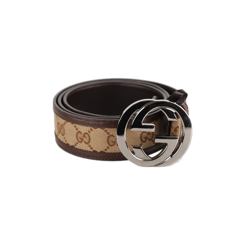Gucci  Belt with GG Buckle Size 95/38