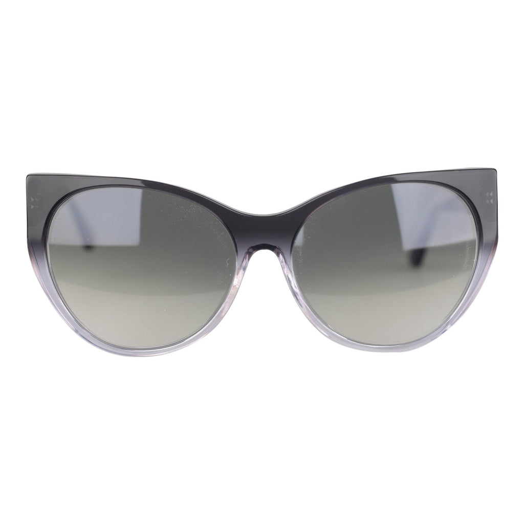 Oversized Black Photocromatic Sunglasses Mod. Siwa