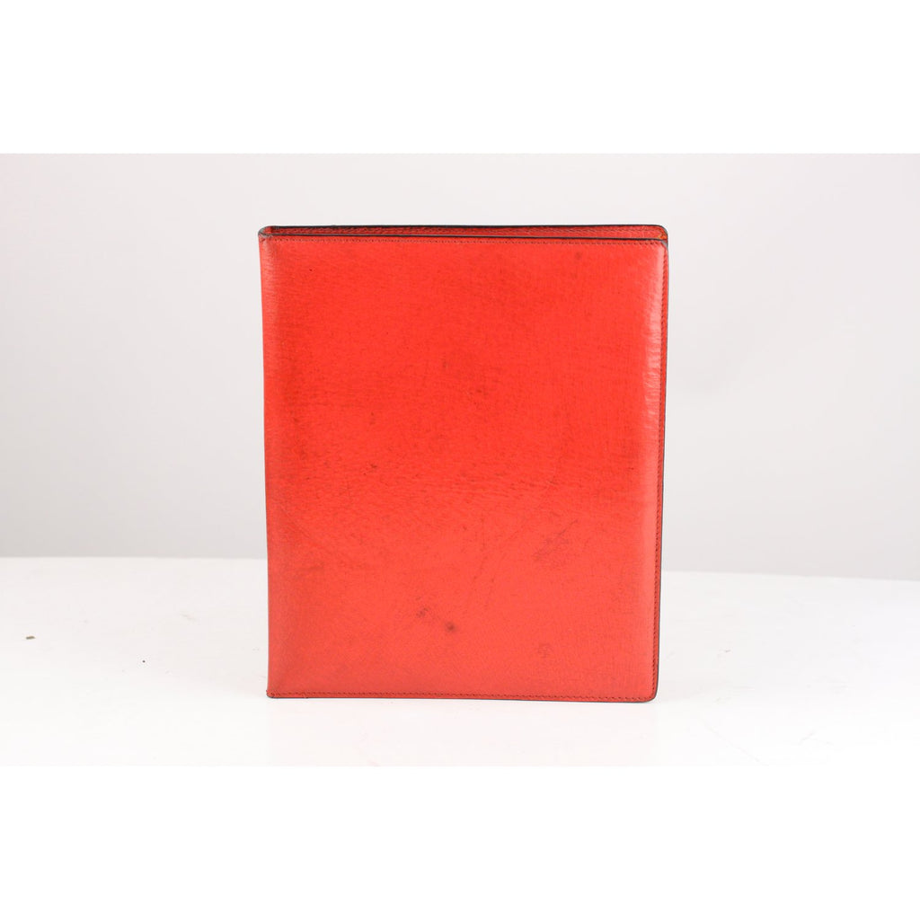 Vintage 6 Ring Agenda Notebook