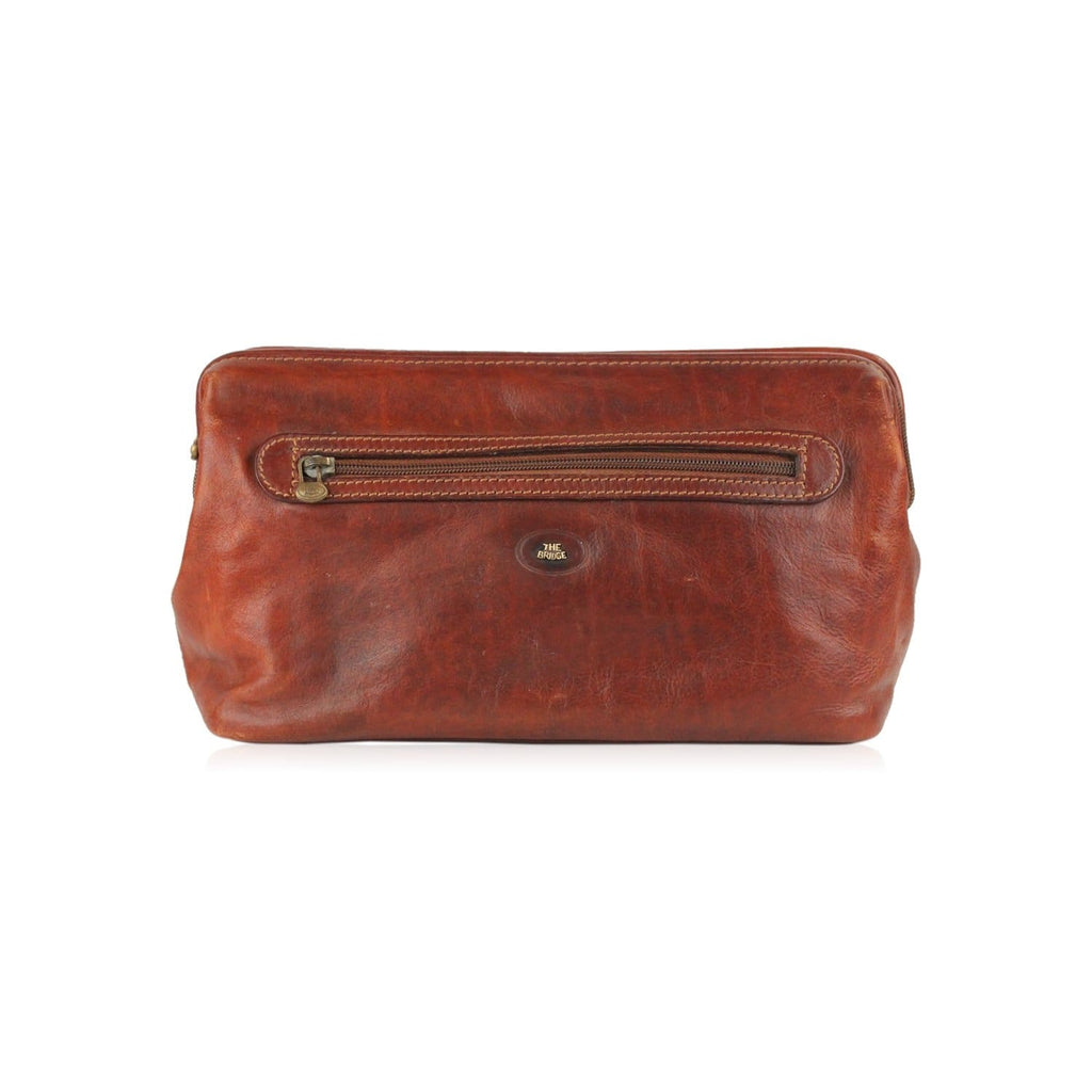 Large Travel Cosmetic Wash Bag Opherty & Ciocci