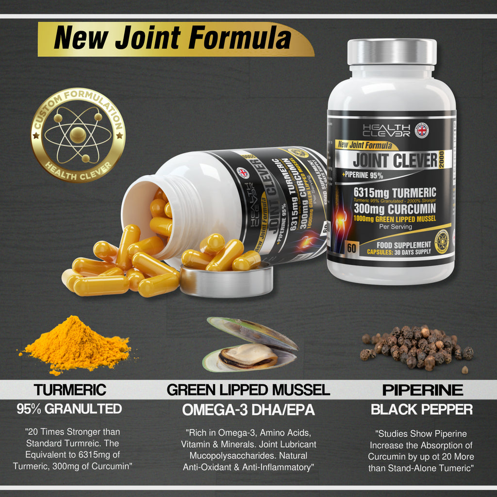 Joint Clever - Ultimate Joint Formula