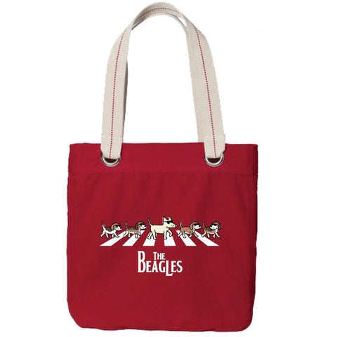 The Beagles - Canvas Tote