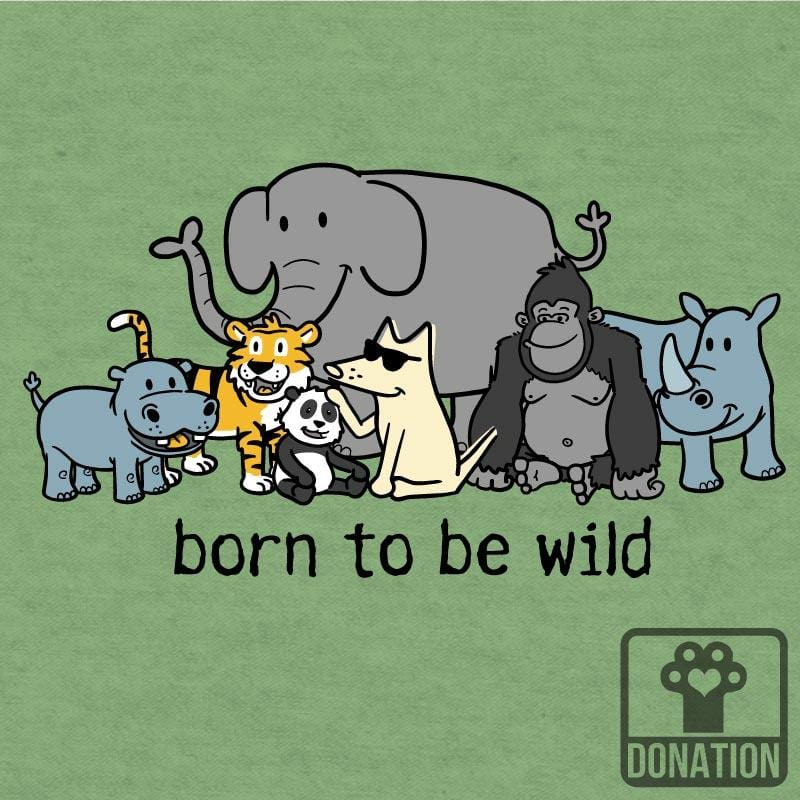 Born To Be Wild - Lightweight Tee