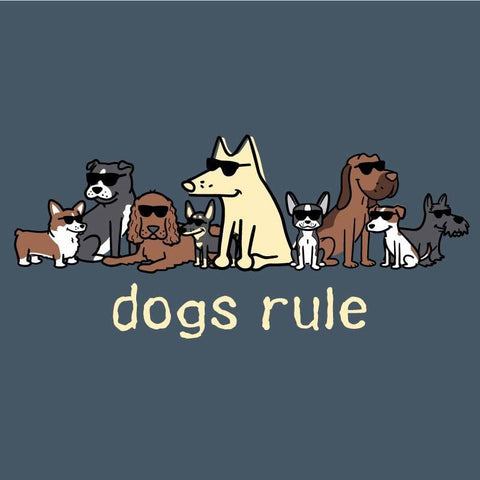 Dogs Rule - Pajama Set