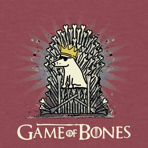 Game Of Bones - Lightweight Tee