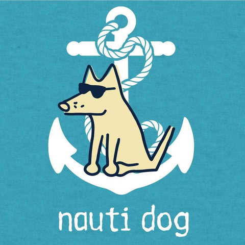 Nauti Dog - Lightweight Tee