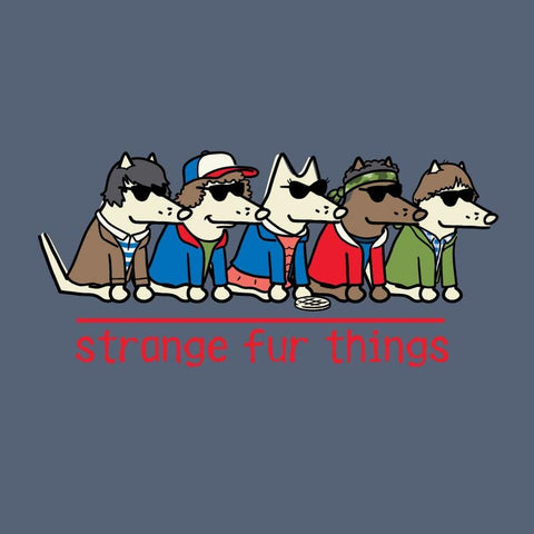 Strange Fur Things - Classic Tee