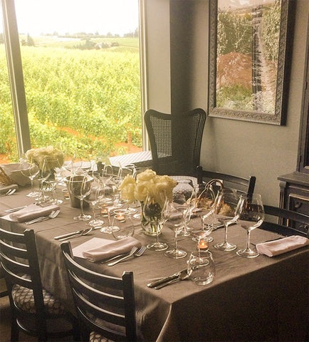 Holloran Vineyards Event
