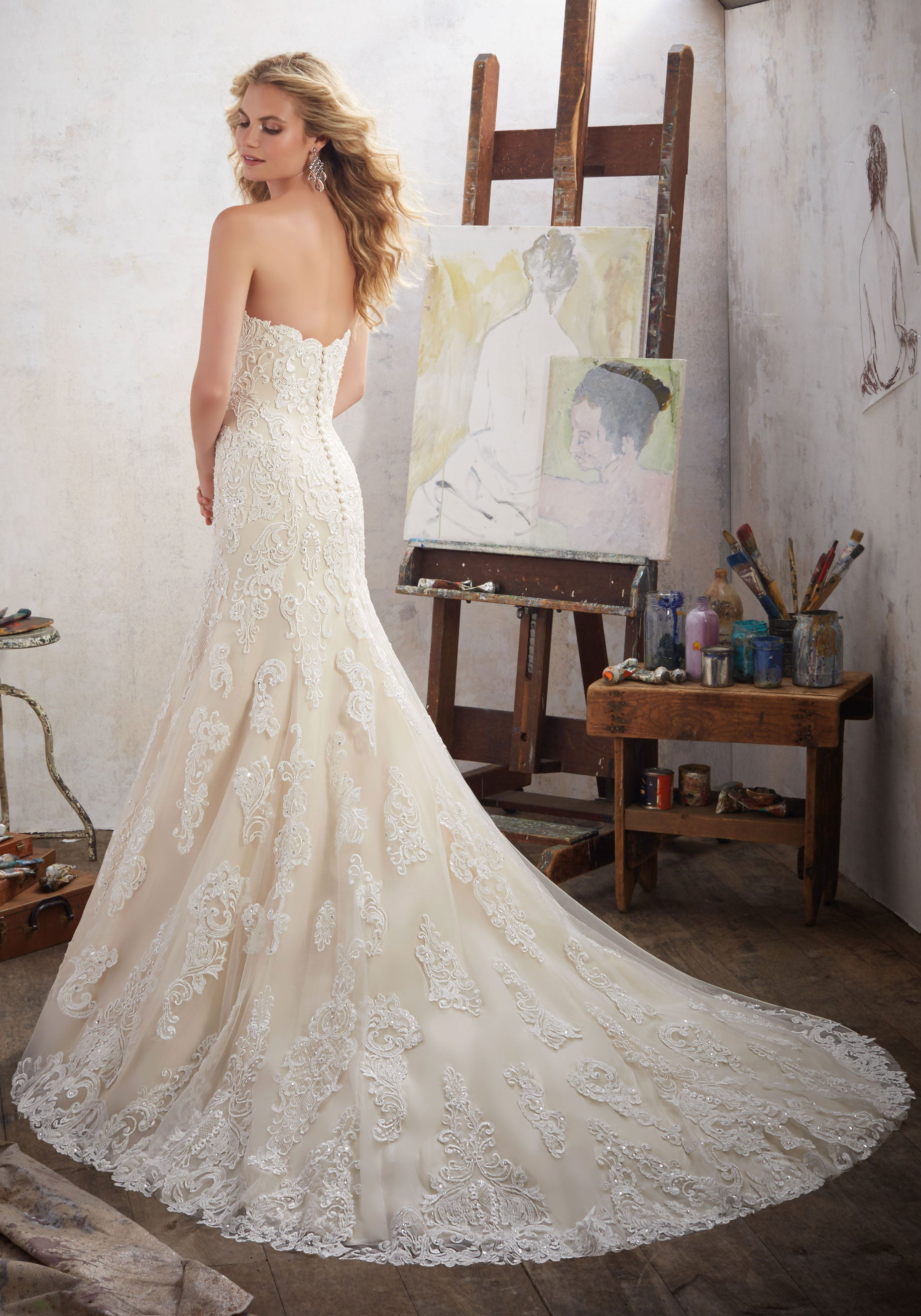 LNZO - Mori Lee Bridal