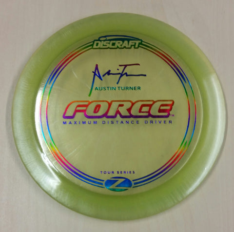 Force - Z Plastic