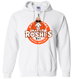 Master Roshi Dojo-Anime Hoodies-Carlo1956|Threadiverse