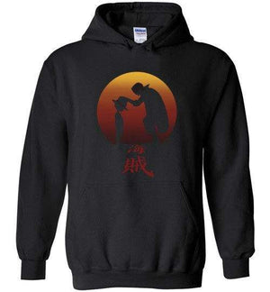 I Will Be Pirate King-Anime Hoodies-Ddjvigo|Threadiverse