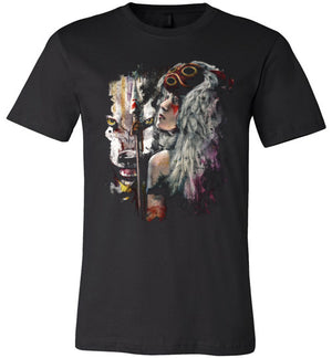 Realistic Princess-Anime Shirts-Barrett Biggers|Threadiverse