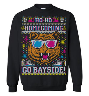 Bayside Sweaters-Pop Culture Shirts-CoD (Create Or Destroy) Designs|Threadiverse