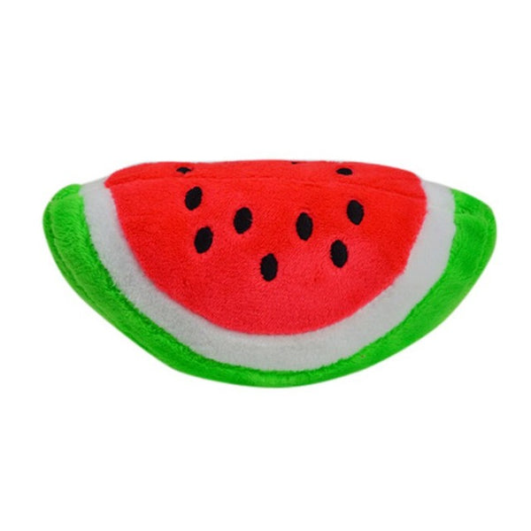 Pet Chew Toy - Fruits & Vegetables 13 Variations!