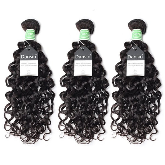brazilian natural wave hair 3 bundles