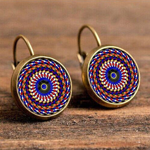 Twisted Wire - Ethnic Wind Earrings 3