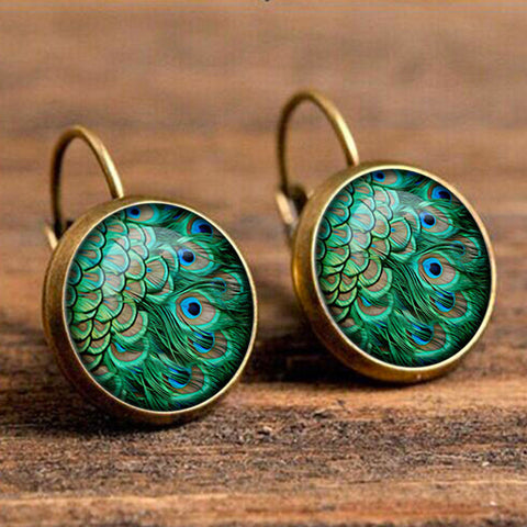 Twisted Wire - Ethnic Wind Earrings 5