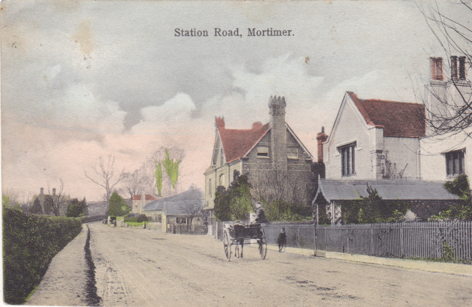 Station Road, Mortimer, Berkshire