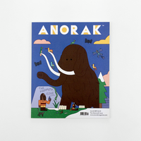 Anorak 45 – The Mommoth Issue