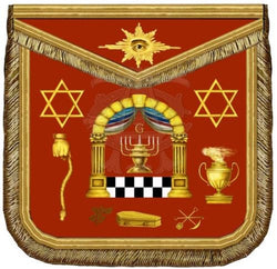 Royal Arch Chapter Masonic Apron