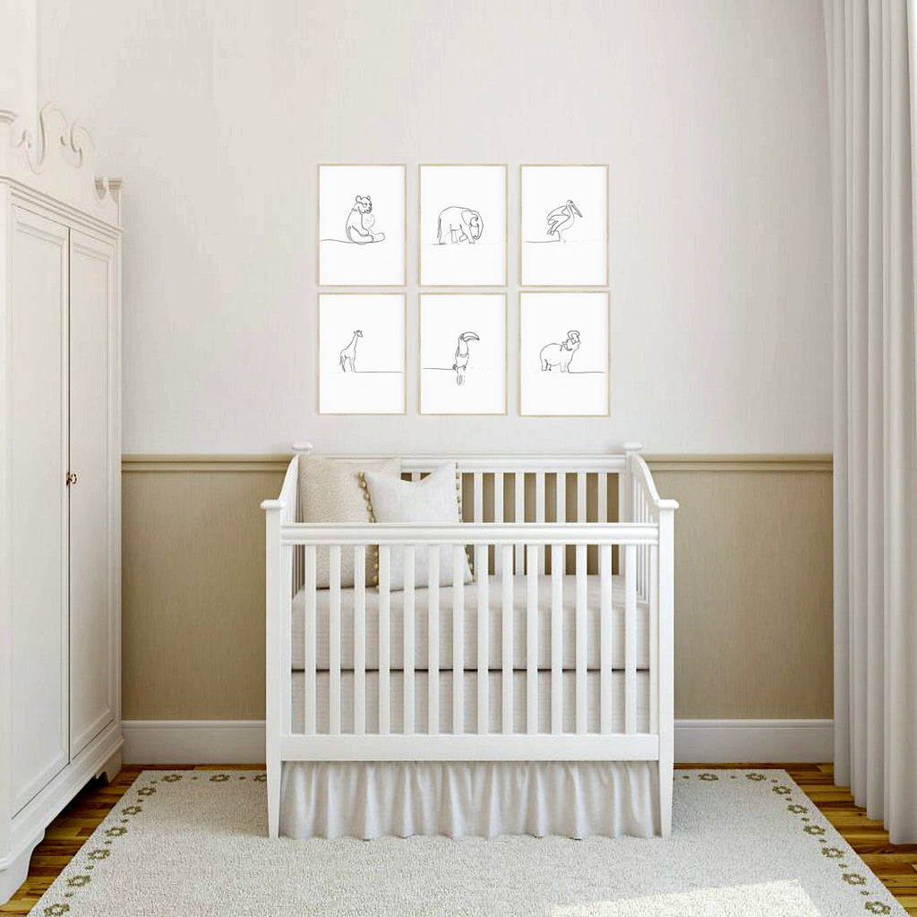 New | Nursery Collection