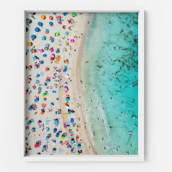 The Beach 2 - THE PRINTABLE CONCEPT - Printable art posterDigital Download -