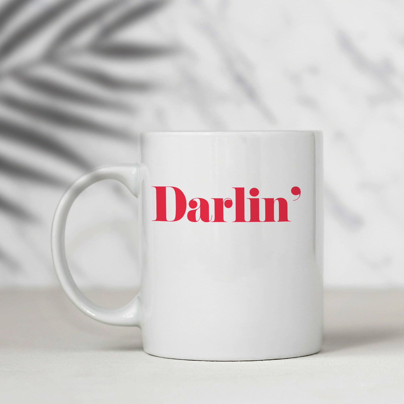 Darlin Mug - THE PRINTABLE CONCEPT - Printable art posterDigital Download -