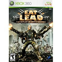 Eat Lead Matt Hazard (BC)    XBOX 360