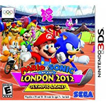 Mario & Sonic at the London 2012 Olympic Games    NINTENDO 3DS