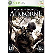 Medal Of Honor Airborne (BC)    XBOX 360