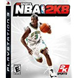 NBA 2K8    PLAYSTATION 3