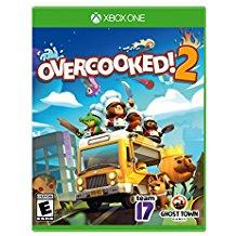 Overcooked 2    XBOX ONE