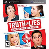 Truth or Lies    PLAYSTATION 3