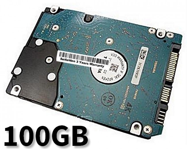 100GB Hard Disk Drive for Lenovo 3000 V200-0764 Laptop Notebook with 3 Year Warranty from Seifelden (Certified Refurbished)