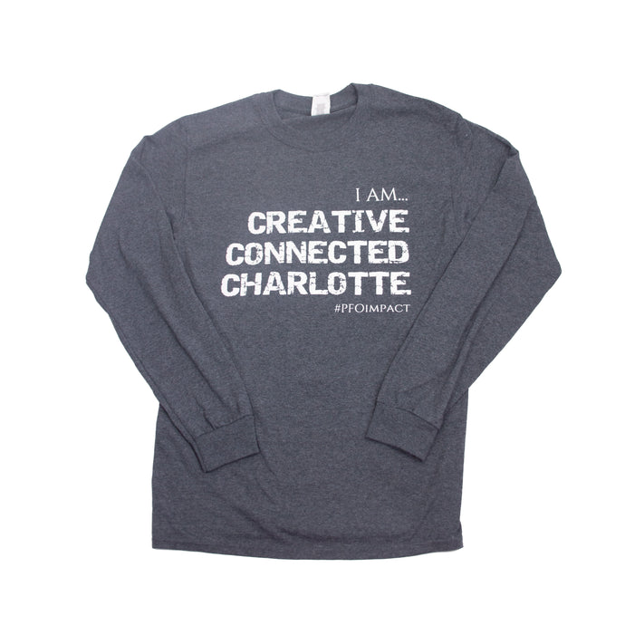 Creative, Connected, Charlotte - the