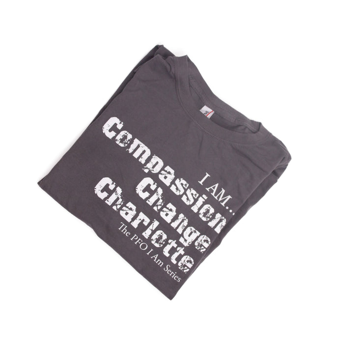 Compassion, Change, Charlotte - the