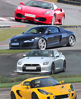 Driving Experience Days Supercar Taster