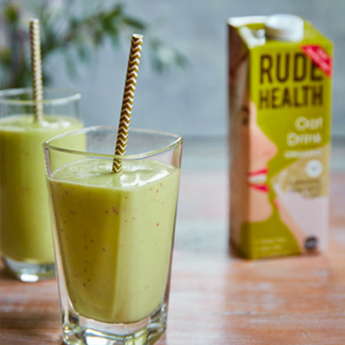 5 Healthy Recipes You Can Make With Rude Health's Non-Dairy Milk