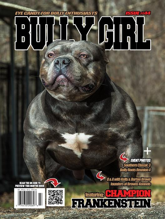 Bully Girl - Digital Issue 44 - BGM Warehouse