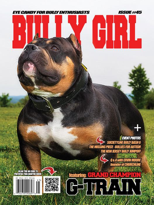 Bully Girl - Digital Issue 45 - BGM Warehouse