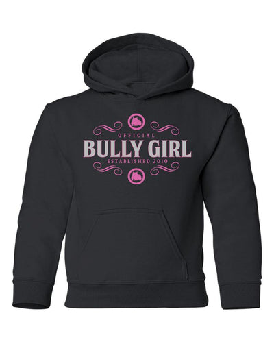 Official Bully Girl Youth Hoodie - BGM Warehouse