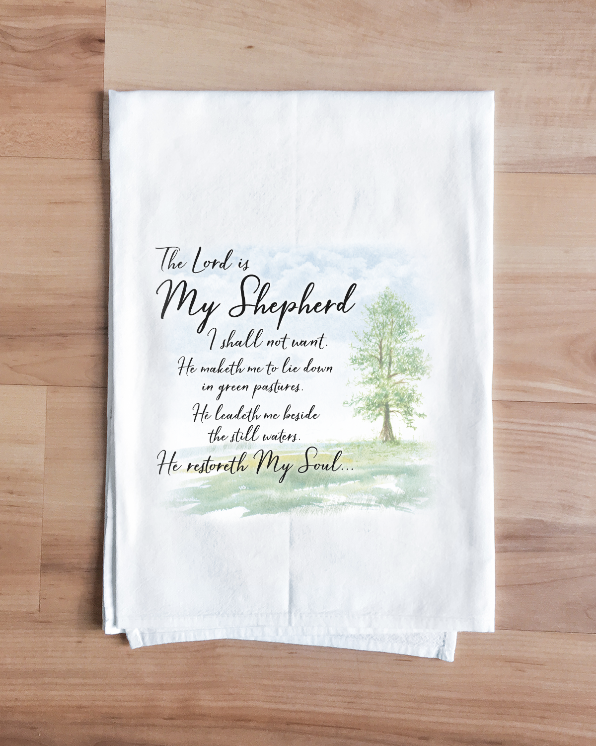 Comforting Prayer Set of 2 Towels