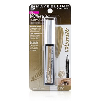 Maybelline Brow Precise Fiber Volumizer - # 250 Blonde 8ml/0.27oz