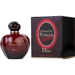 CHRISTIAN DIOR-HYPNOTIC POISON EAU DE TOILETTE SPRAY 100ML/3.4OZ (NEW PACKAGING)