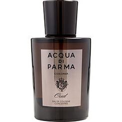 ACQUA DI PARMA-ACQUA DI PARMA OUD EAU DE COLOGNE CONCENTRATE SPRAY 100ML/3.4OZ *TESTER