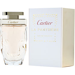 CARTIER-LA PANTHERE EAU DE TOILETTE SPRAY 75ML/2.5OZ